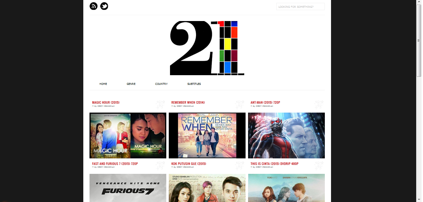 Cara Download Film Di Film21 Xyz Gratis 2015 Igha Gateway Hacking