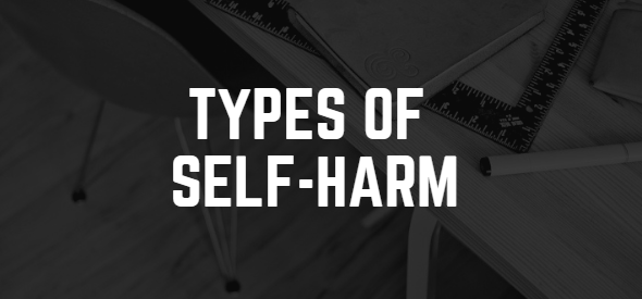 self harm methods