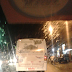 Acidente com moto na rodovia RN-160 altura da subestação da Cosern do Amarante