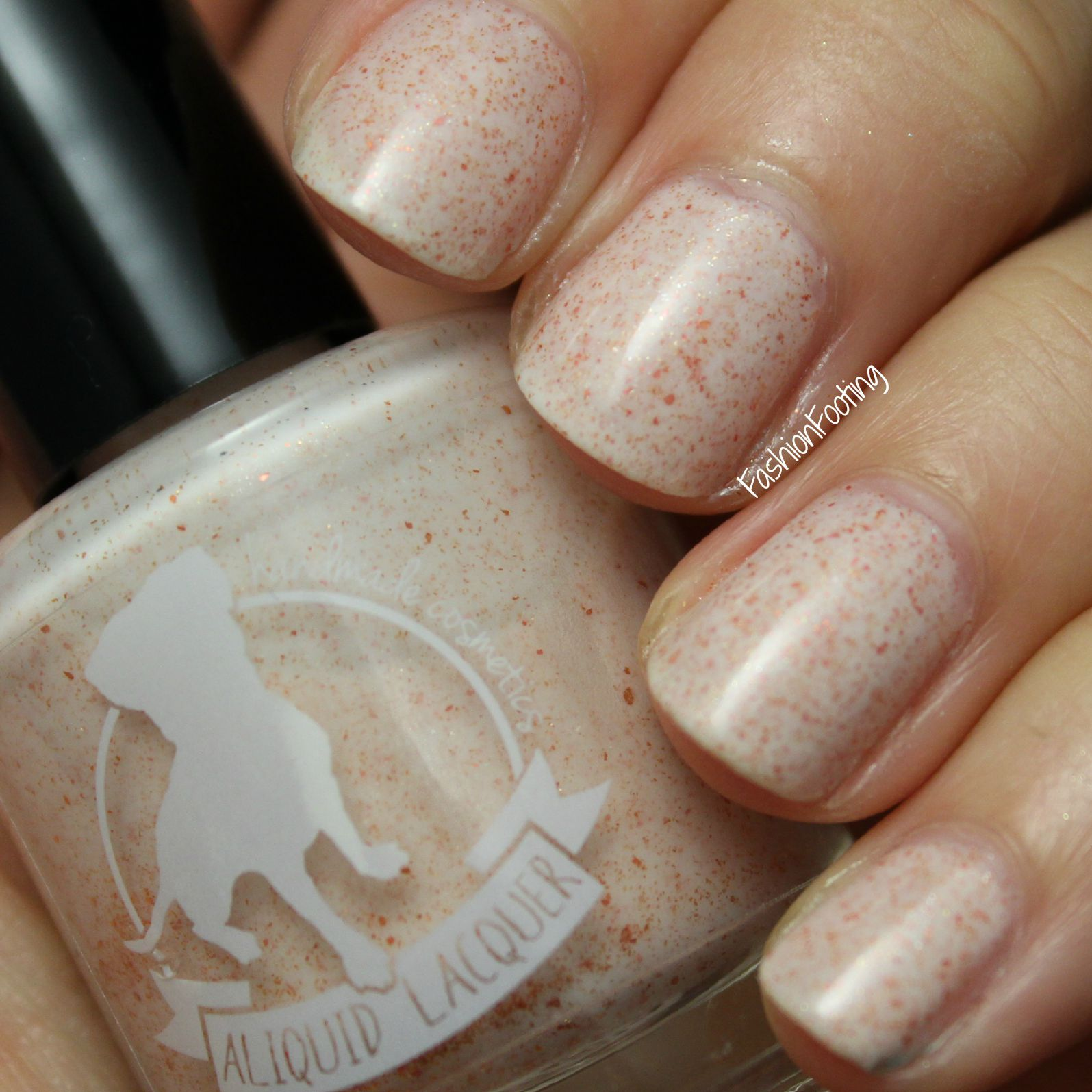 Fashion Footing: Aliquid Lacquer Swatches