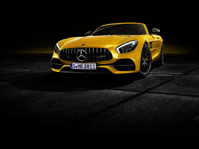 2019 Mercedes AMG GT S Roadster