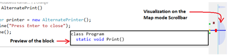 Code structure, Productivity Power Tools 2013