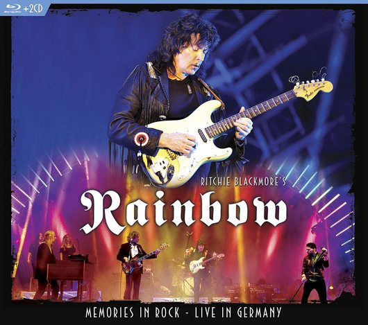 RITCHIE BLACKMORE'S RAINBOW - Memories In Rock : Live In Germany (2016) full