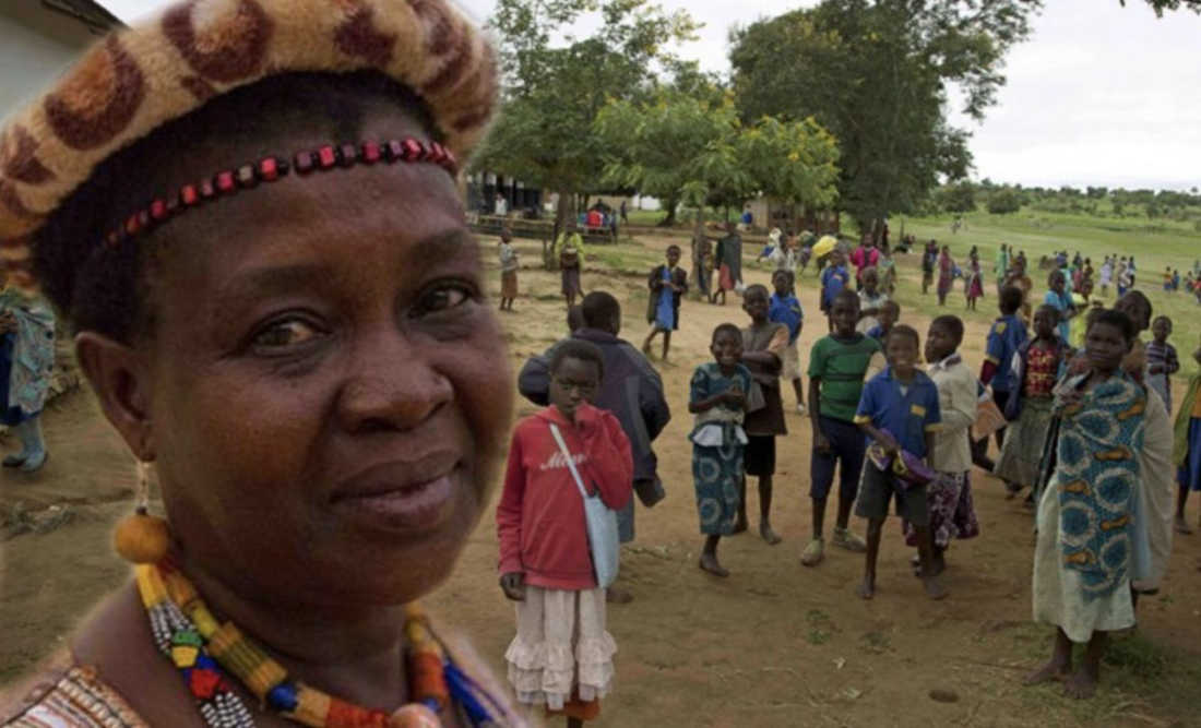 Woman Chieftain Stopped 850 Child Marriages In Malawi And Sent Girls Back to School