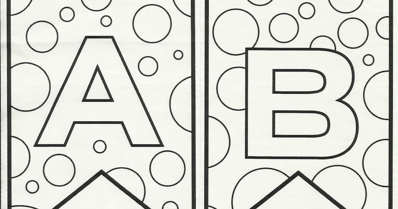 Desenho De Letra Z De Zoológico Para Colorir: Blog Professor Zezinho : Letras Do Alfabeto Bandeirinhas