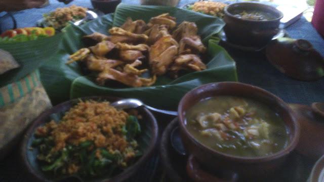menu griya tawang
