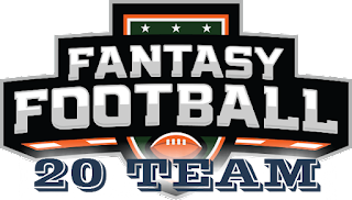 20 Team Fantasy Football Draft Recap