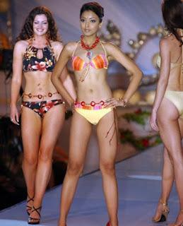 Tanu Shree Dutta in bikini