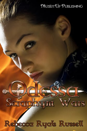 Blog Tour Author Interview Ebook Giveaway Odessa The Seraphym