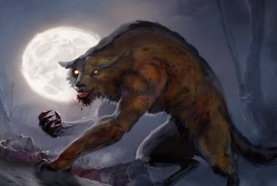 The Beast of Bray Road - Werewolf?