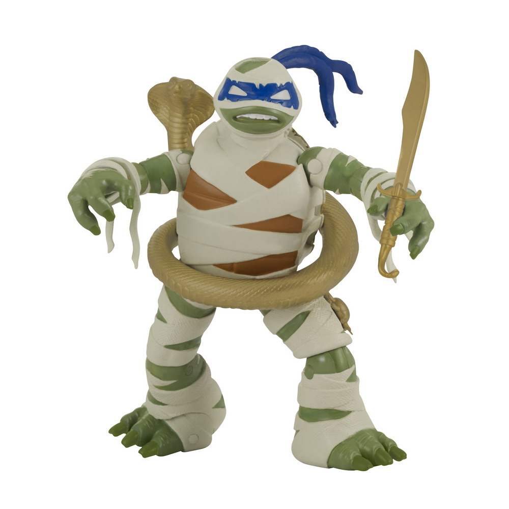 Ninja Turtles Toys : Nickalive playmates toys unveils tales of the teenage