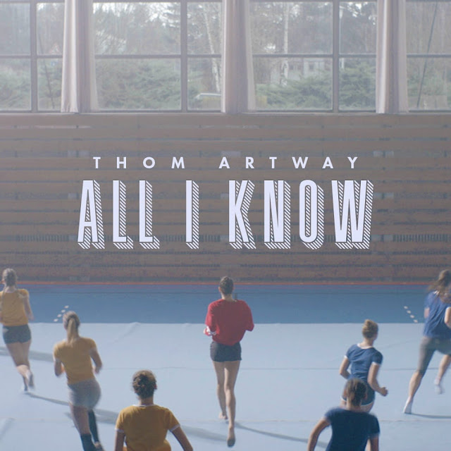 Thom Artway unveils his international single 'All I Know'