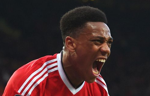 Anthony Martial's late heroics keep alive Manchester United