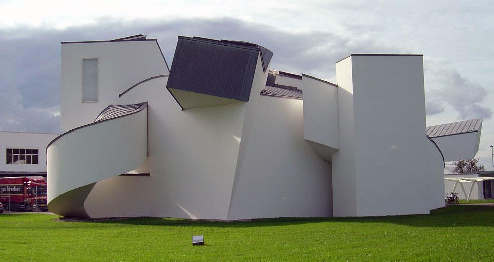 Eva Rodrguez Braa Frank Gehry arquitecto