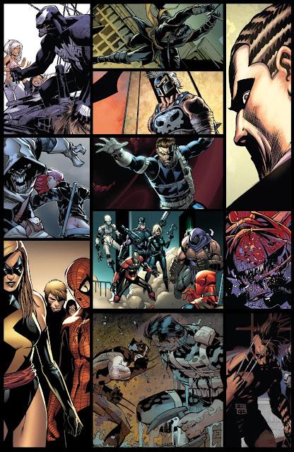 dark reign comics