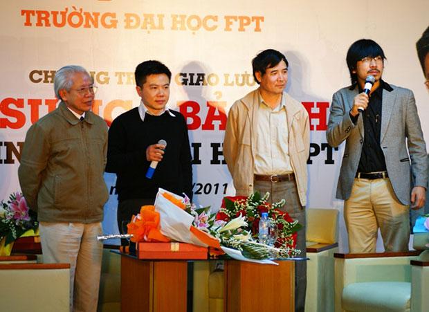 Trường Đại Học FPT Cấp Học Bổng Ngô Bảo Châu Cho Sinh Viên Ngành Toán Học