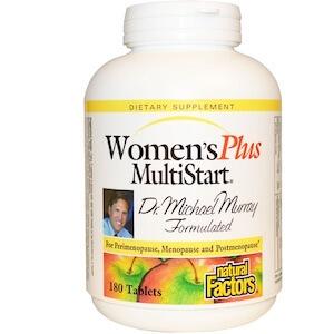 Natural Factors - Women's Plus MultiStart