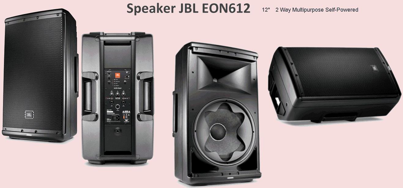 Speaker Jbl 12 Inch List Spesifikasi Kualitas Terbaik Januari 2021 Peralatan Sound System