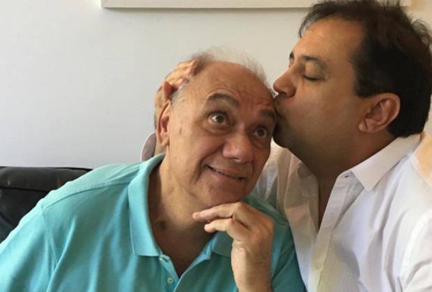 Marcelo Rezende se distancia de Geraldo Luís e se isola; apresentador estaria chateado