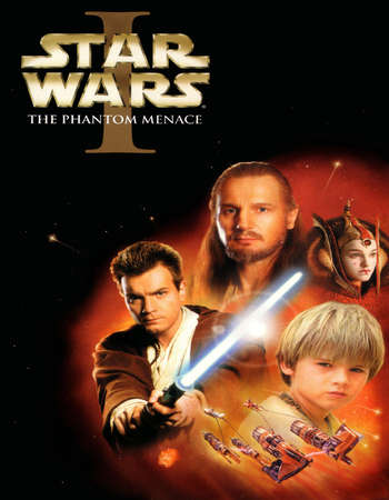 Star Wars: Episode I - The Phantom Menace 1999 Hindi Dual Audio BRRip Full Movie Download