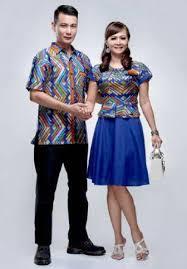 898+ Model pakaian Batik Seragam Keluarga Modern Terbaru