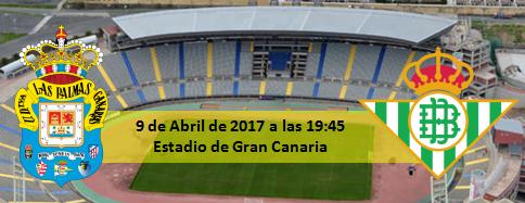 Previa UD Las Palmas - Real Betis Balompié