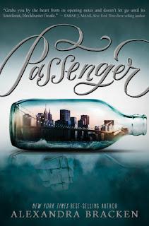 passanger, book, alexandra bracken, time travel, young adult, fiction, booksplosion