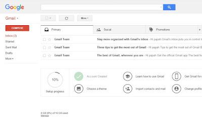 cara membuat akun gmail di komputer dan HP 05