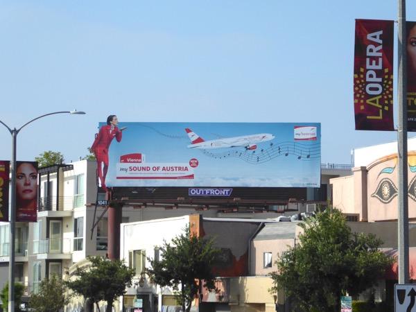 My Austrian special extension billboard