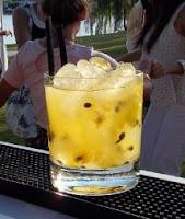 Cocktail Caipiroska de Maracuyá