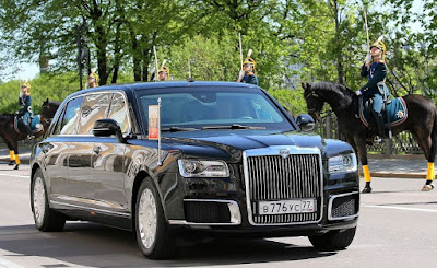 vladimir putin cars collection
