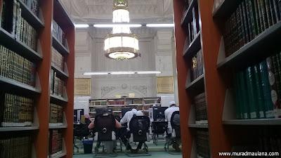 Perpustakaan Masjidil Haram