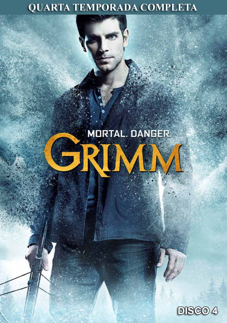Grimm 4ª Temporada Torrent - BluRay 720p Dual Áudio