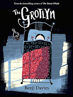 Books: The Grotlyn by Benji Davies (Age: 3+ years)