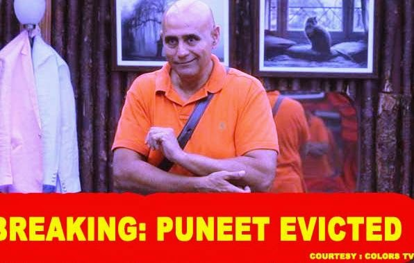 Fight in BB8 House, Puneet Evicted