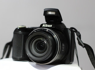 Prosumer Nikon COOLPIX L320