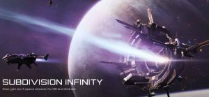 game aksi mod subdivision infinity