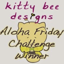 Kitty Bee Designs Winner