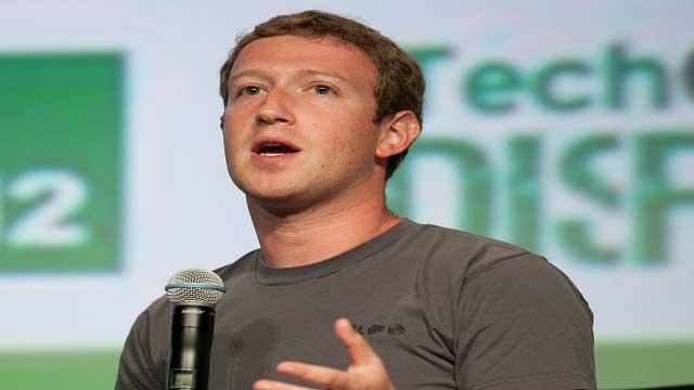 مارك زوكربيرج يريد من الحكومة تنظيم فيسبوك والإنترنت
