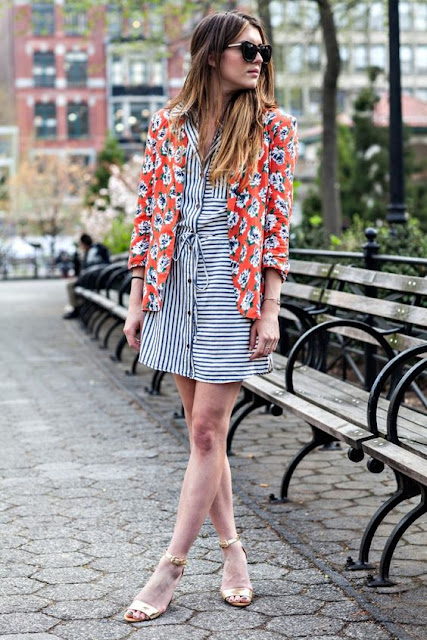 Print Mixing trend street trend