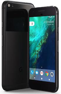 Meet Pixel, Phone by Google.