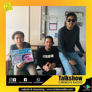 "Talkshow Sareng Rencang-Rencang Saking Adipati Band Perkawis Single Teranyare "" Lempar Batu Sembunyi Tangan """