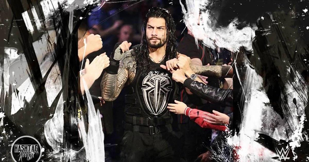 Hd Roman Reigns Wallpaper: WWE Roman Reigns Wallpapers