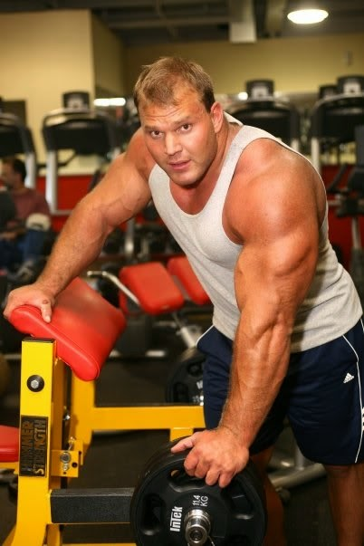 Celebrities and bodybuilding photos: Derek Poundstone ... Derek Poundstone Images