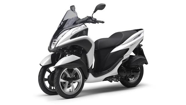 Spesifikasi Yamaha Tricity 125 dan Harga Terbaru 2018