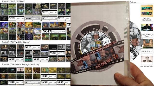 REWARDS and PERKS DVD