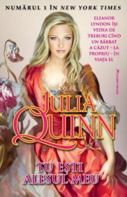 Tu esti alesul meu de Julia Quin