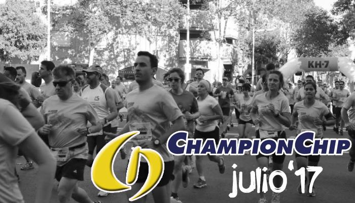 Lliga Championchip - Julio 2017