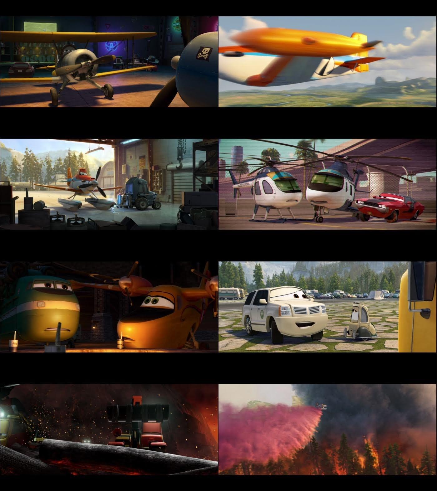 Aviones 2 1080p Latino