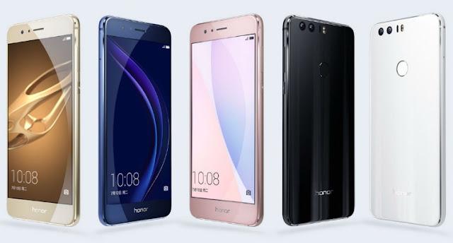 Harga Huawei Honor 8